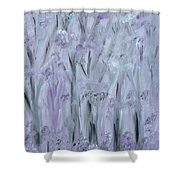 Twilight Forest Shower Curtain