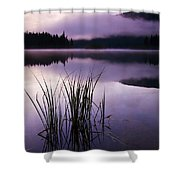 Twilight Glow Shower Curtain