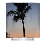 Twilight In Fort Myers Shower Curtain