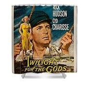 Twilight Of The Gods 1958 Shower Curtain