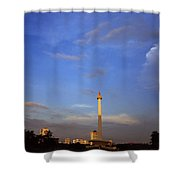 Urban Beauty Shower Curtain