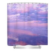 Twilight Reflection Cape May Shower Curtain