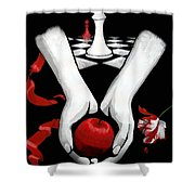 Twilight Saga Shower Curtain