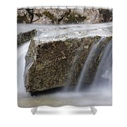 Twin Brook - Albany New Hampshire Usa Shower Curtain