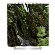 Twin Falls Shower Curtain
