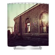 Twinkle Twinkle Shower Curtain by Laurie Search