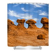 Twins And Sibblings Shower Curtain