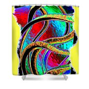 Twist And Shout 3 Shower Curtain