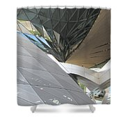 Twisted Glass - 1 Shower Curtain