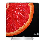 Twisted Passion Shower Curtain