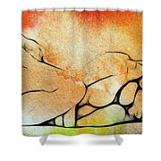 Two Women 2 Shower Curtain