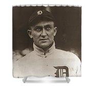 Ty Cobb 1915 Shower Curtain