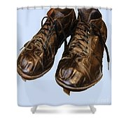 Ty's Weapons Shower Curtain