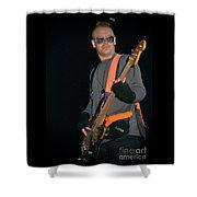 U2-adam-gp24 Shower Curtain