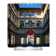Uffizi Shower Curtain