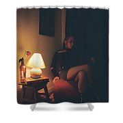 Ulisea Shower Curtain