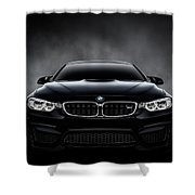 Ultimatum Shower Curtain