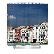 Ummm Venice Shower Curtain