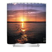 Unbelievable Sunrise Shower Curtain