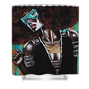 Unbreakable Shower Curtain