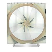 Unchangeable Shower Curtain