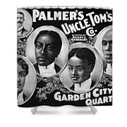 Uncle Tom's Cabin Company Shower Curtain