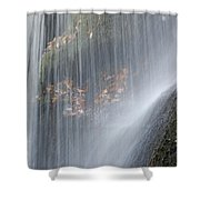Under The Falls Shower Curtain