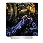 Under The Hood No. 1 Shower Curtain
