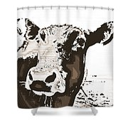 I'm Understanding It All, And I Don't Like The Idea Of It  Shower Curtain
