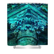 Underwater Ancient Beautiful Creation Shower Curtain