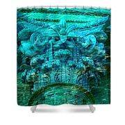 Underwater Beautiful Creation Shower Curtain