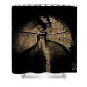 Underworld Shower Curtain