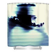 Undetected Shower Curtain