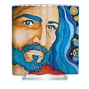 Unfailing Love Shower Curtain