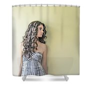 Unfulfilled Dreams Shower Curtain