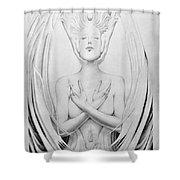Unio Mystica Shower Curtain