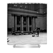 Union Station Chicago The Great Hall Shower Curtain