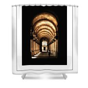 Union Station Dc Poster Shower Curtain