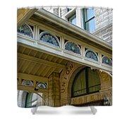 Union Station Hotel Shower Curtain