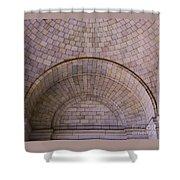 Union Station Arch, Washington D. C. Shower Curtain