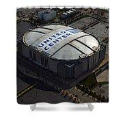 United Center Chicago Sports 09 Shower Curtain