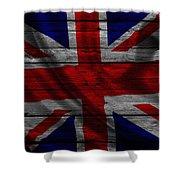 United Kingdom Shower Curtain