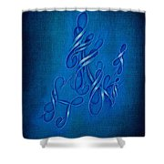 Unity, No. 1 Shower Curtain