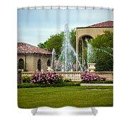 Unity Village Rose Garden Shower Curtain