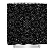 Universal Framework Shower Curtain