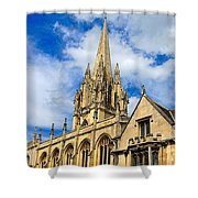 University Church Of St Mary The Virgin Shower Curtain