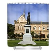 University Of Adelaide Shower Curtain