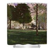 University Of South Carolina Horseshoe 1984 Shower Curtain