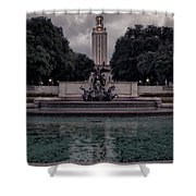 University Of Texas Icons Shower Curtain