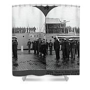 Unknown Soldier, C1918 Shower Curtain
